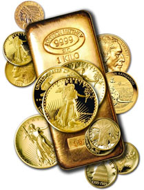 Gold Bargin Bin