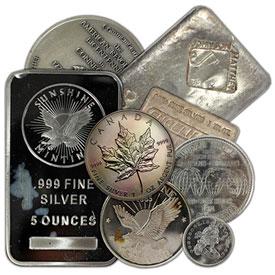 Silver Bargin Bin