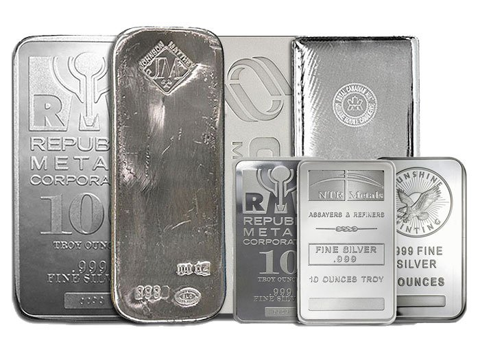 Industrial uses of silver