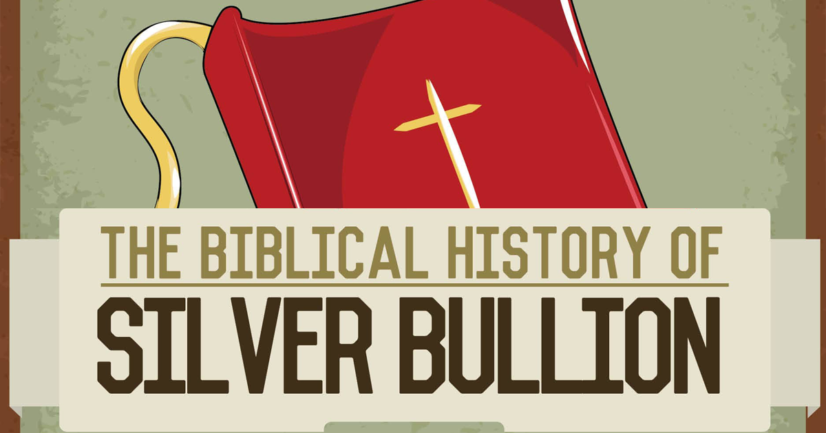 The History of Silver in the Bible [Infographic] | Money Metals