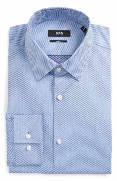 Blue Dress Shirt from Nordstrom