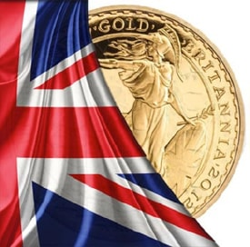 Brexit's Effects on Gold