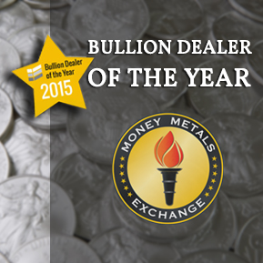 Bullion Dealer of the Year 2015