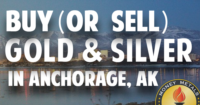 Where to Buy (or Sell) Gold & Silver in Anchorage, AK