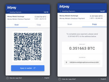 Bitpay Options