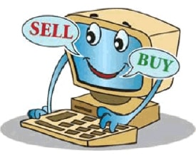 Buying and Selling with HFTs