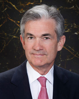 Chairman Jerome Powell