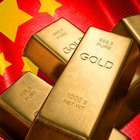 China's Gold Reserves