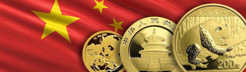 Chinese Gold Coins
