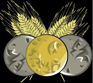 Coins & Barley