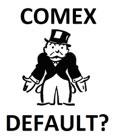 Comex Default
