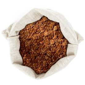Pre-1983 95% Copper Penny Bag
