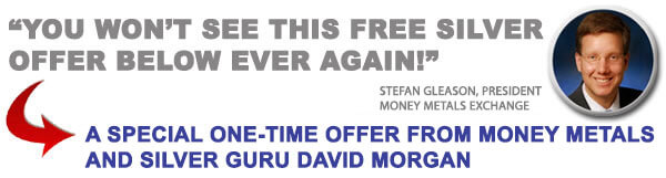 Special offer from David Morgan