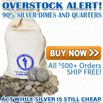 90% Silver Dime/Quarters