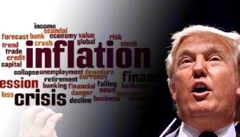 Donald Trump: Inflation in America