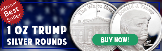 Donald Trump Silver Rounds for Sale from Money Metals Exchange