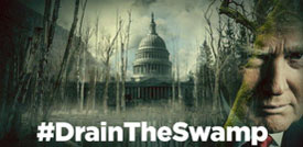 #DrainTheSwamp
