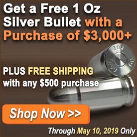 April 2019 - Free Silver Bullet Promo