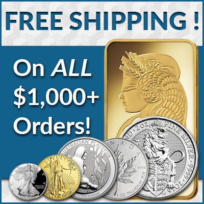 Free Shipping! $1,000+ Orders!