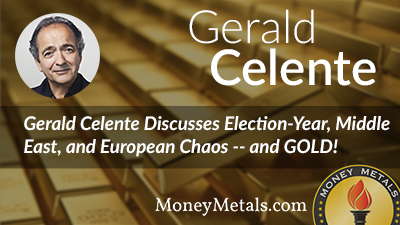 Gerald Celente Interview 2016 with Money Metals