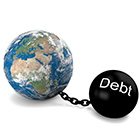 global gdp massive debt featured