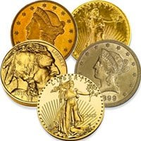 Buy Gold US Coins