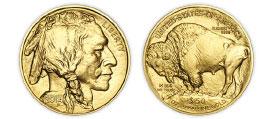 美国公牛金币