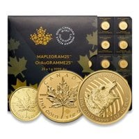 Buy Gold Canadian Coins