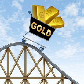 Gold Market Price Roller Coster