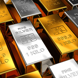 Gold and silver market update