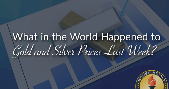 What Happened to Gold and Silver Prices Last Week?