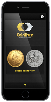 Bullion Test App For Iphone
