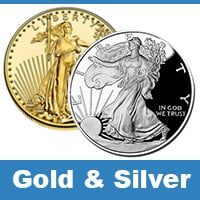 Buy Gold & Silver Monthly