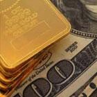 U.S. dollar and gold bullion