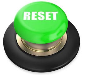 Green Reset Button