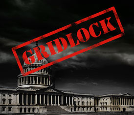Gridlock in Congress