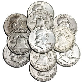 Silver Pocket Change