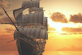 HMS Bounty Ship