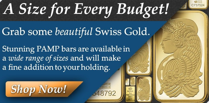 Gold Bars for Sale from Money Metals Exchange