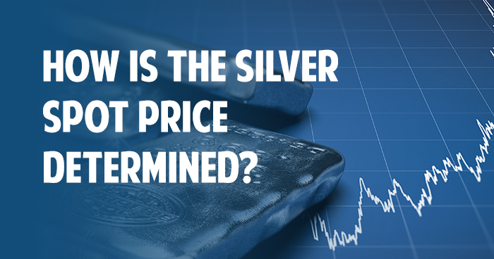 Silver Spot Prices Per Ounce Today