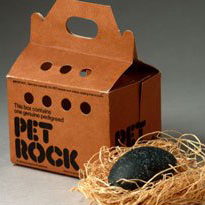 Is Gold a Pet Rock?