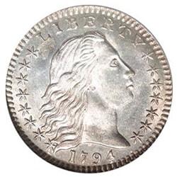 Liberty 1794 Half Dime