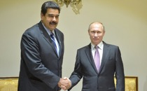 Maduro and Putin as Allies