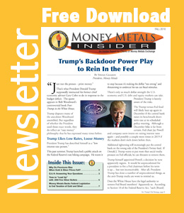 Money metals insider fall 2018