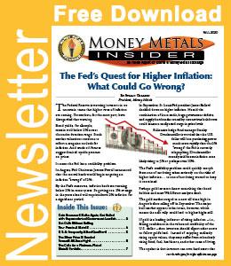 Money Metals Insider Fall 2020: Free Download!