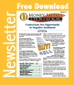 Money Metals Insider Summer 2018
