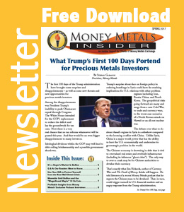 Free Download! | Money Metals Insider: Spring 2017