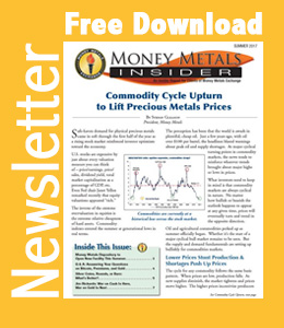 Free Download! | Money Metals Insider: Summer 2017