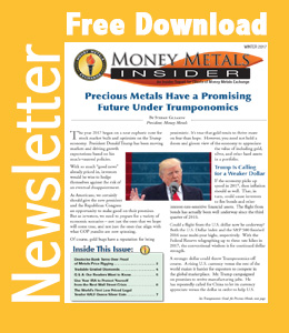Money Metals Insider Winter 2017