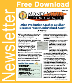 (Spring 2020) Money Metals Insider Newsletter - Free Download
